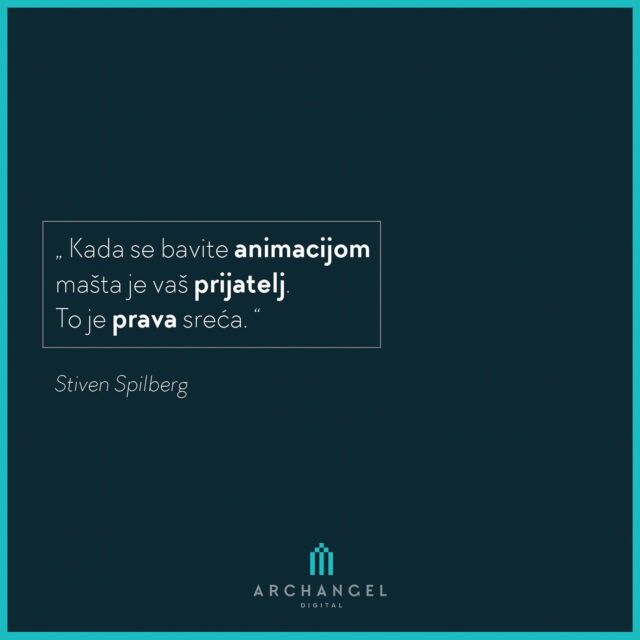 """Well, luckily with animation, fantasy is your friend.""  Steven Spielberg  #archangeldigital #ads #quotes #quoteoftheday #quotesdaily #anime #animationworld #ilustracija #ilustration #animation #animacija #storyboard #graphicdesign #quotestagram #quotestags #quotesgram #quotesandsayings #motivationalquotes #quotestoinspire #quotestoremember"
